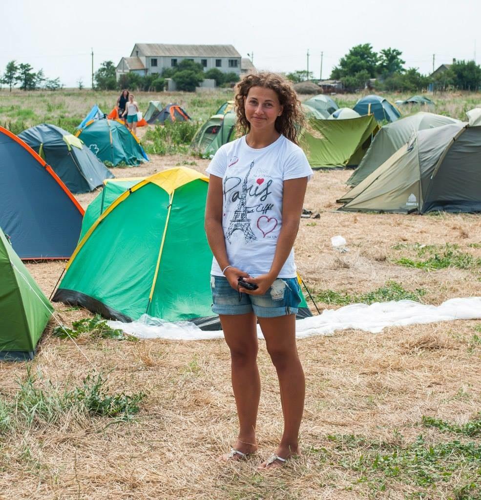 Полевой лагерь фонда «Археология» в Яковенково