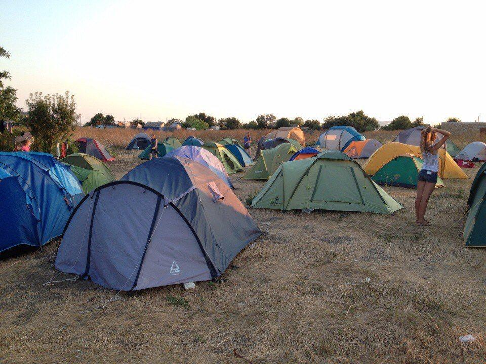 Полевой лагерь фонда